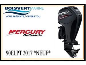 Mercury 90 ELPT CT 2017