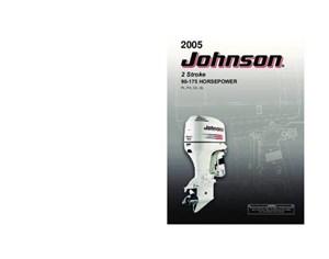 Johnson 150hp 2005