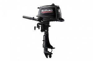 Suzuki DF6AS 2017