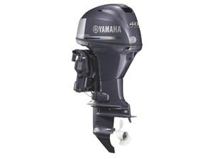 Yamaha F40 2018