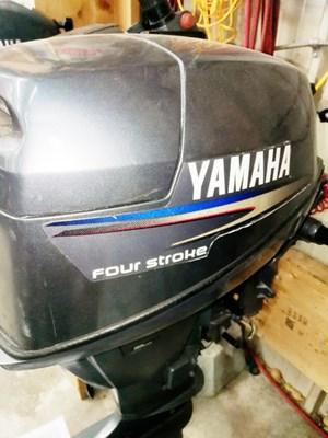Yamaha F9.9YSMH 2010