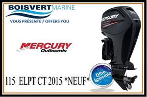 Mercury 115 ELPT CT 2015