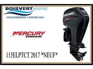 Mercury 115ELPTCT 2017