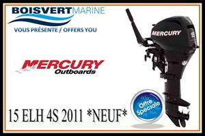Mercury 15 ELH 4S 2011