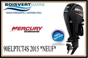 Mercury 90ELPTCT4S 2015