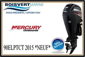 Mercury 90ELPTCT 2015