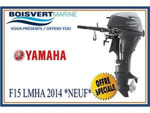 Yamaha F15LMHA 2014
