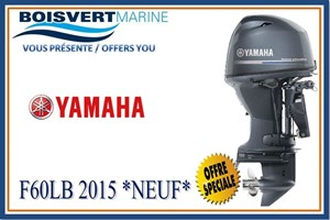 Yamaha F60LB 2015