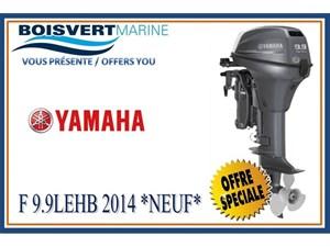 Yamaha F9.9LEHB 2014