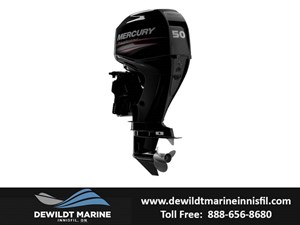 Mercury Fourstroke 50 HP EFI 2017