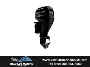Mercury Fourstroke 60 HP EFI 2017
