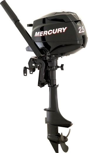 MERCURY 2.5HP 1F002201EK 2016