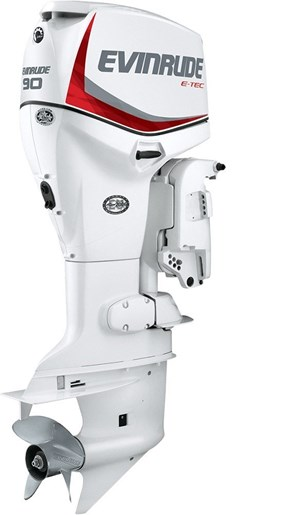 2018 Evinrude E-TEC Inline 90 HP - E90DSL Photo 1 of 1
