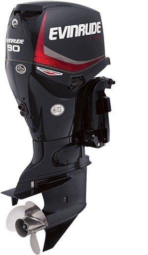 Evinrude E-TEC Pontoon Series 90 HP - E90GNL 2018