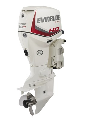 Evinrude E-TEC Inline 60 H.O. - E60HSL 2018