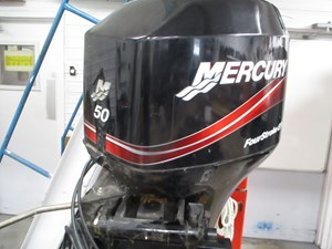 Mercury Big Foot  4 Stroke 2005