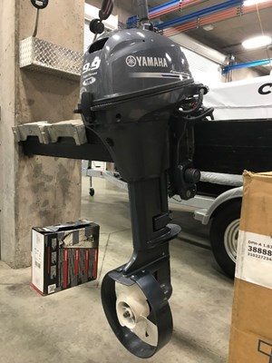 Yamaha T9.9LPHB High Thrust 2017