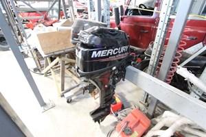 Mercury 9.9 HP MLH 2014