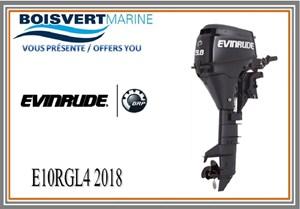 Evinrude E10RGL4 2018