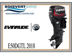 Evinrude E50DGTLAG 2018