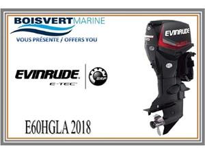Evinrude E60HGL 2018