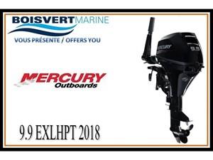 Mercury 9.9 EXLHPT 2018