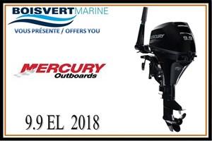 Mercury 9.9 EL 2018