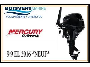 Mercury 9.9 EL 2016