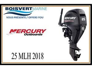 Mercury 25 MLH 2018