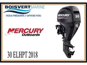 Mercury 30 ELHPT 2018