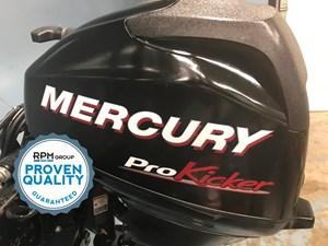 Mercury 15 EXLPT Pro Kicker 2009