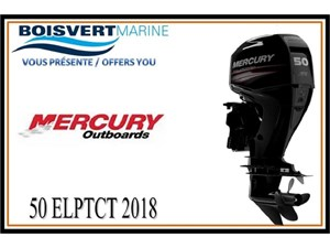 Mercury 50 ELPT CT 2018