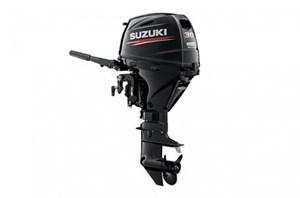 Suzuki DF30ATHL 2018