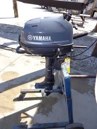 Yamaha Manual long shaft 2017