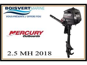 Mercury 2.5 MH 2018