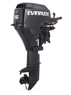 Evinrude Portable 15 HP - E15TEG4 2018