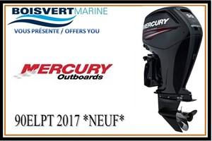 Mercury 90ELPT CT 2017