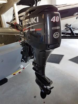 Suzuki DF40 ATL 2018
