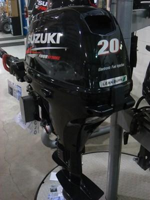 Suzuki DF20AES 2017