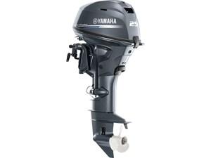 Yamaha F25LMHC 2018