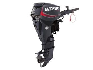 Evinrude Inline 25-HP E25DRGL 2016