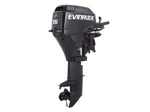 Evinrude Portable 15 HP E15RG4 2016