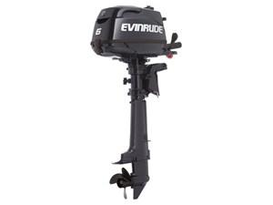 Evinrude Portables 6 HP E6RGL4 2017