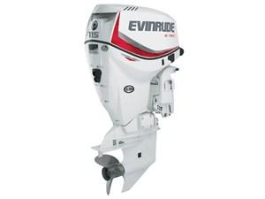 Evinrude Pontoon Series 115 HP E115SNL 2017
