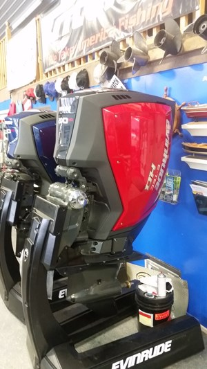 Evinrude E-TEC G2 High Output 2015