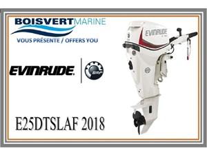 Evinrude E25DTSLAF 2018
