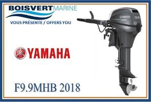 Yamaha F9.9SMHB 2018