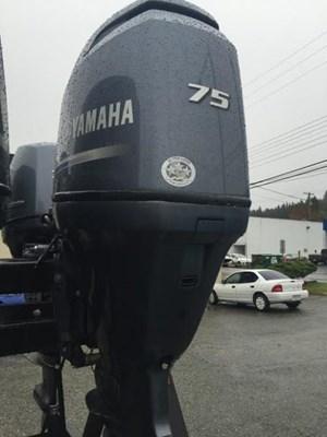 Yamaha F75LA 2011