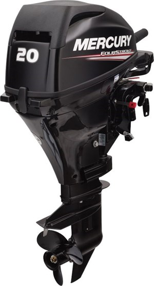 Mercury 20 mlh 4 stroke 2017 new outboard for sale in port for 4 stroke motors for sale