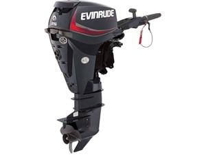 Evinrude E-TEC 25 HP E25DGTL Graphite 2018